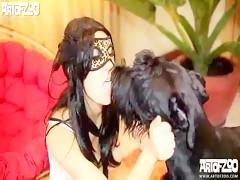 Ama de casa desesperada por su perro