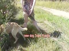 Zoofilia entre mi perro y yo