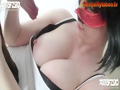 ArtOfZoo big dick cum on her body