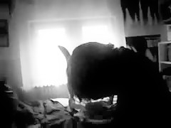 Private black and white video