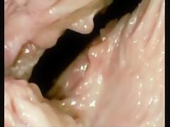 inside vagina