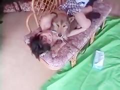 making love to pet